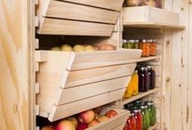 food - canning, drying, preserving, etc.