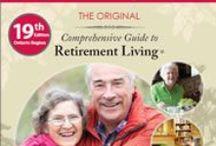 Senior Resources / Various resources for Seniors in Canada.