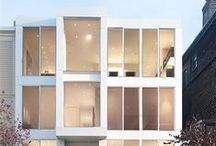 Minimalist | Contemporary Estates / Striking beautiful yet simple visuals that balance minimalism, modern aesthetics, and sleek geometric design.