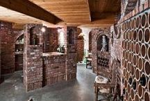Wonderful Wine Cellars / Not only a place to store a prized wine collection, these spectacular wine cellars are beautiful rooms that enhance the beauty of a home....