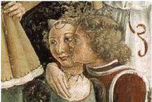 Italien 1420 - 1500 / Mantegna, Filippo Lippi und ihre italienischen Zeitgenossen. Botticelli, Fra Angelico, Piero  Zeichnungen jetzt auf eigener Pinnwand / by Gerhard Heinrichs