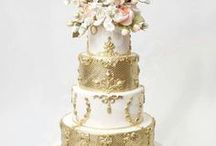 Wedding Cakes - Rondel's Jewelry / Stunning works of edible art to inspire your wedding cake.