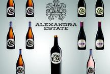 Our Wines / Alexandra Estate's wines