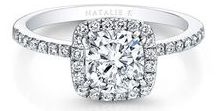 Natalie K Engagement Rings / We offer the entire line of Natalie K Engagement Rings. From the Le Rosé Collection to the Renaissance Collection, find it at Rondel's Jewelry