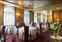 Restaurant Renomme - best restaurant in Riga / Restaurant Renommé is set in a very elegant and romantic atmosphere, overlooking the Gallery Park Hotel's & SPA private garden and surrounding parks.