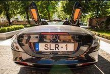 McLaren Mercedes at Gallery Park Hotel in Riga!