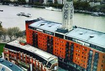 London: the home of innermost / Our Oxo Tower office on the Southbank