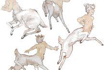 Centaurs / Mythological Beasts