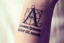 Tattoo / by Tedyy
