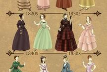 Girly Stuff & Fashion Through the Centuries