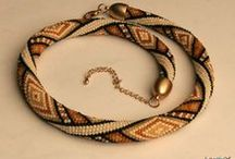 Bead Crochet / Bead crochet jewelry, tutorials, and patterns