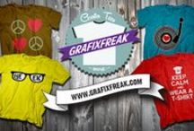 T-shirt Designs & Others / Designs for t-shirts. grafixfreak.spreadshirt.com or www.grafixfreak.com