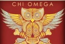 Chi Omega / Baby Hootie. Proud Chi-O...Dear future Little, don't look at this board, you won't think I'm as creative as I want you to think <3 / by Rachel Wheeler