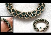 Beading tutorials / by Beads Academy/ Mihaela Georgescu
