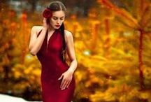 Rouge / Because red is passion, fire, energy and love