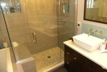 Bathrooms / Here are some Bathroom remodels done by HomeServicesDirect