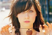 zooey deschanel* / by matilda