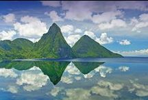 St. Lucia / Fair Helen of the West Indies offers spectacular cruising in the Lesser Antilles.