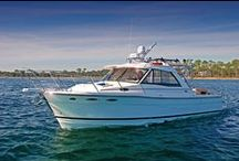 Cutwater 30 Sport Top / Having the right toy makes the difference between a good boating weekend and a great one.