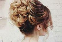 Hair / by Grace Ward