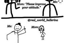 dance humour