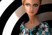 Barbie Doll Fashion / Barbies and other dolls clothing and face repaints + some patterns.