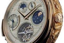 Watches / by Stefan Allan