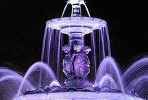 Fountains / by Stefan Allan