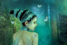Fantasy Art / by Stefan Allan