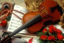Stringed Instruments / by Stefan Allan