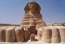 Ancient Egypt<3 / the most amazing & powerful ancient country ever! :D / by Britt Judge
