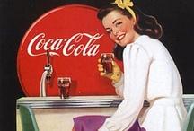 Coca~Cola Memoribilia / by Stefan Allan