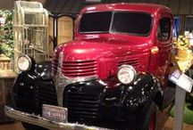 Classic & Old Vehicles / I love classic cars. I have been around them all my life.  / by Jo Shewmaker