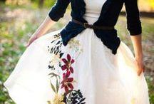 fashion / Beautiful clothing