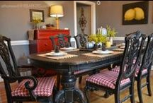 Dining Rooms / by Bella Grey