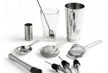 Tiempo de Cócteles / Encuentra todos aquellos accesorios y utensilios que te pueden ayudar a preparar, crear y servir tus cócteles y combinados.