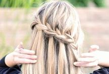 Hairstyles. / Tutorials and ideas for more interesting hair.