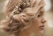 Wedding Hair Updos / Wedding hair ideas