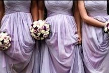 Bridesmaids / dresses, shoes and accessories for the lovely bridesmaids!
