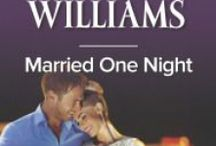 """Married One Night (October 2014) / Married One Night (Harlequin Superromance). Look for Married One Night on shelves in October 2014: """"What happened in Vegas followed her home...."""""""