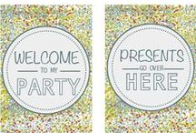 Polka Dot / Dotty Party / Planning a dotty party for your child? Then look no further than this board for inspiration.