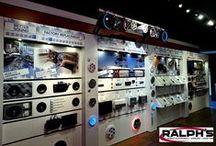 Ralph's Radio - Marine Stereo / We can help you decide what you need to build the marine audio system of your dreams for the boat you always dreamed about owning. It's so important to choose the right gear for your boat's audio system. From receivers, speakers to subs, and amps, you'll also find a number of marine-rated products that allow you to listen to satellite radio on the water. We also stock all the cable and gear you'll need to hook everything up in your boat. Ralph's Radio Since 1949 - A history of excellence!