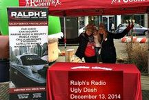 Ralph's Radio Events / We love supporting our community. What we love more is sharing it with you and asking you to join us in a variety of causes. Thank you for sharing and supporting!