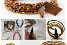 bracelets / Tutorials / by Ελενη Κωστογλου