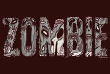 Зомби.