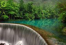 Waterfalls / by Jörgen Sangsta