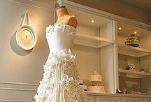 Pasteles/cakes/cupcakes . tema:costura