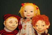 Куклоград - мои игрушки / Я здесь выставляю фотографии своих авторских игрушек. Те игрушки, которые вам нравятся, можно заказать, и я с любовью и радостью сделаю для вас вашего личного любимчика!