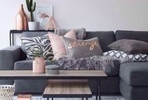 N E S T // Home is wherever i'm with you / Interior design inspirations