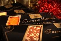 Turrones / Turrones elaborados artesanalmente. Calidad suprema, sabor mediterráneo, pacer en el paladar que será difícil de olvidar